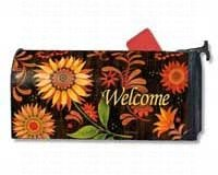 Magnet Works Indian Summer MailWraps Magnetic Mailbox Cover 02694