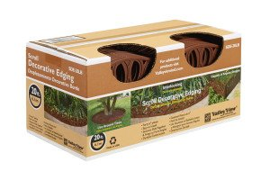 Valley View SDE-20LB Scroll Decorative Lawn Edging, 20
