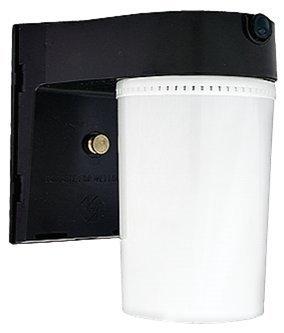 LED Wall Light Jelly-Jar- Dusk to Dawn- 670 Lumens- Bright white 5000K light