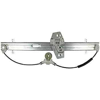 ACDelco 11R890 Professional Rear Driver Side Power Window Regulator