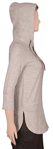 Ninety-One - Sudadera con capucha - para mujer X Large