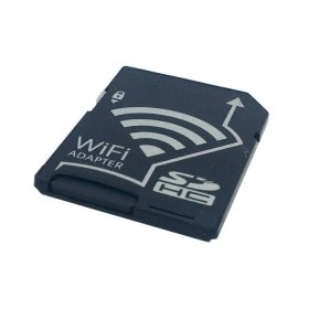 CY WIFI Adapter Wireless Memory Card TF Micro SD to SD SDHC SDXC Card Kit for iPhone iPad Android Phone Tablet DC DV SLR Carema by CHENYANG (Image #3)