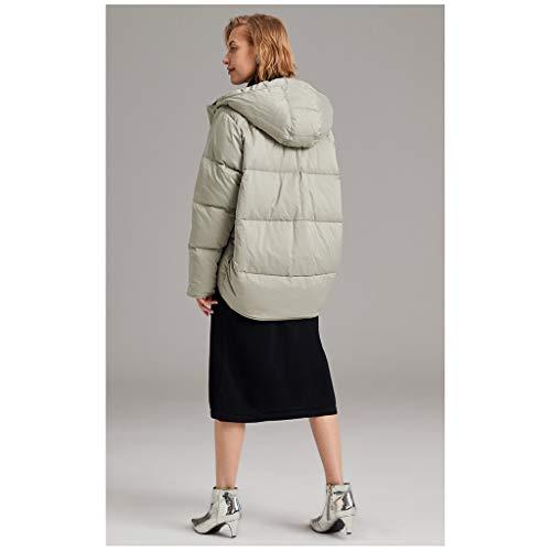 Pour Coat Loose Mode Doudoune Femmes Version Coréenne Paragraphe gEqaS