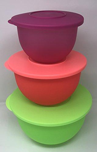 Tupperware Impressions Classic Bowl Set