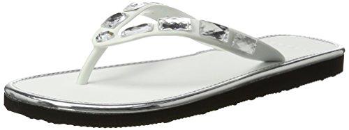 Esprit Denise Thong, Mules para Mujer Blanco (White)