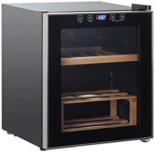 ZQ Gabinete del Vino EléCtrica, Refrigerador De Vino Gabinete De ...