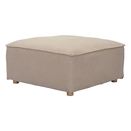 Pleasing Amazon Com Large California Decorative Ottoman Furniture Andrewgaddart Wooden Chair Designs For Living Room Andrewgaddartcom