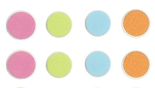 Nail Trimmer Replacement Pads fit for Zoli Baby Buzz B 8sets
