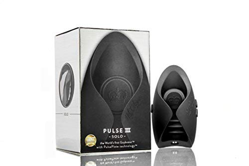 Hot Octopuss PULSE III SOLO & DUO Sensual Massager Sex Toy (SOLO Version)