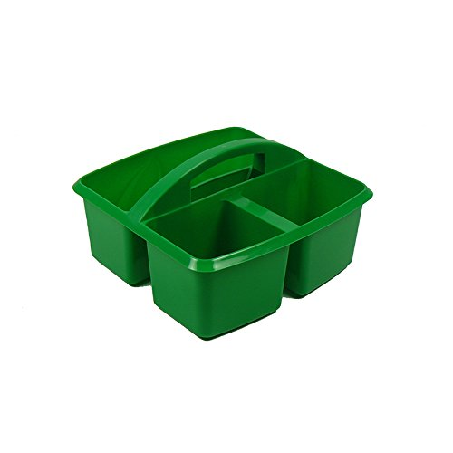 ROMANOFF PRODUCTS SMALL UTILITY CADDY GREEN (Set of 12)