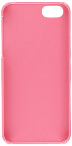 Graphics and More Live Laugh Love Black White Snap-On Hard Protective Case for iPhone 5/5s - Non-Retail Packaging - Pink