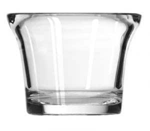 Trinity Candle Factory -Tea Light Candle Holder - Oyster Cup - Clear