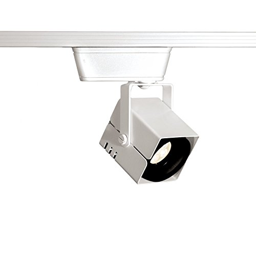 WAC Lighting JHT-801LED-WT Low Voltage 120V Track Luminaire