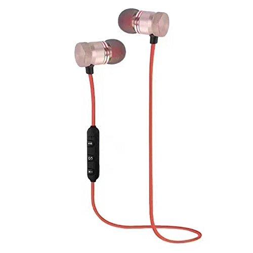 Asatr Stereo In-Ear Earphones Earbuds Handsfree Bluetooth Earphone Sport Running Wir Bluetooth Headsets