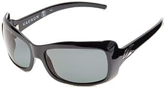 Kaenon Georgia Sunglasses,Black Frame/G12 Lens,one size