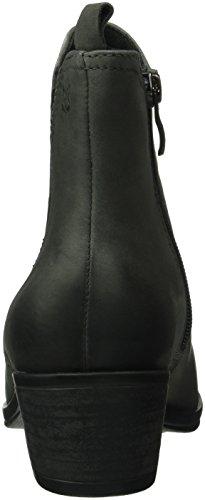 Caprice 25318, Botines para Mujer Gris (DK GREY NUBUC 222)