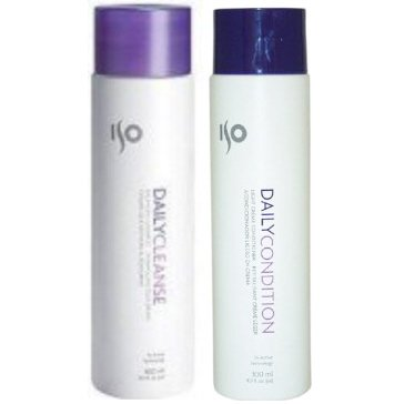 ISO Daily Cleanse & Condition, 10.1 oz (Iso Shampoo Conditioner)