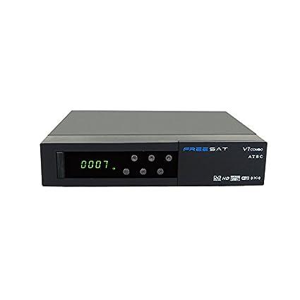 HITSAN Freesat V7 Combo DVB-S2 ATSC Satelite TV: Amazon in: Electronics