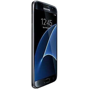 Samsung Galaxy S7 Celular 32 GB Color Negro Desbloqueado (Unlocked) Reacondicionado (Renewed)