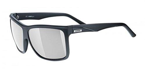 Uvex - Gafas de sol - para hombre Negro negro: Amazon.es ...