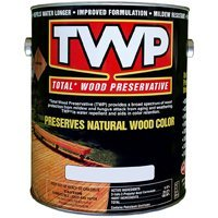 Amteco TWP 103 1 Gallon Dark Oak Exterior Wood Stain (Twp 100 Series Wood And Deck Stain)