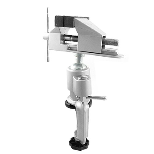 Uxcell Mini Clamp On Table Jewelers Hobby Craft Bench Vice