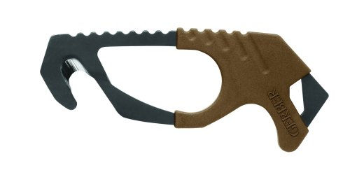 Gerber Strap Cutter, Coyote Brown [30-000132]