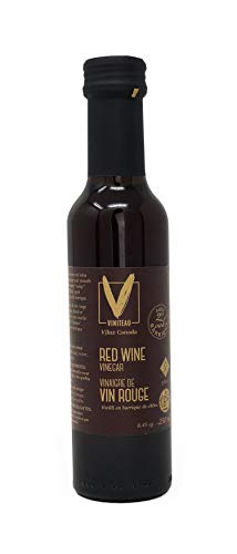 Viniteau Red Wine Vinegar Aged 2yrs - 8.45 fl oz (250 ml) | Imported From Italy ()