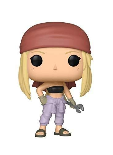 Funko Pop Animation: Full Metal Alchemist - Winry Collectible Figure, Multicolor
