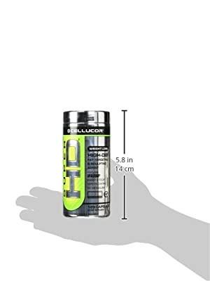Cellucor Super HD Weight Loss Appetite Control Supplements, 120 Count
