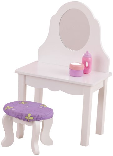 KidKraft Little Doll Vanity, Baby & Kids Zone