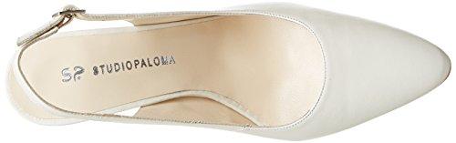 STUDIO PALOMA 19855 - Zapatos de vestir Mujer Gris - Gris (Napanil Hielo)