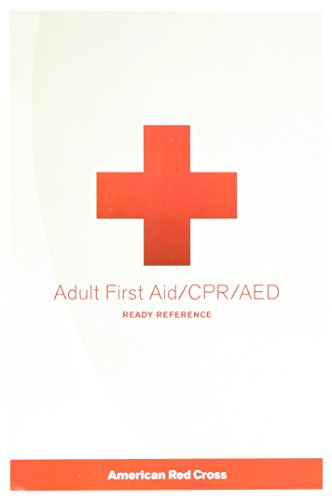 Adult First Aid/ CPR/ AED Ready Reference Card