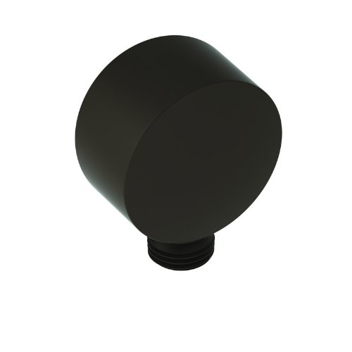 Newport Brass 285 Solid Brass Wall Mounted Supply Elbow for Hand Shower Hose, Oil Rubbed Bronze