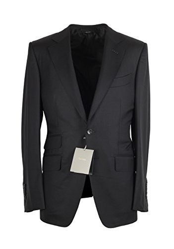 CL - Tom Ford O?Connor Black Suit Size 52C/42S U.S. Wool Fit - Fit Tom Ford