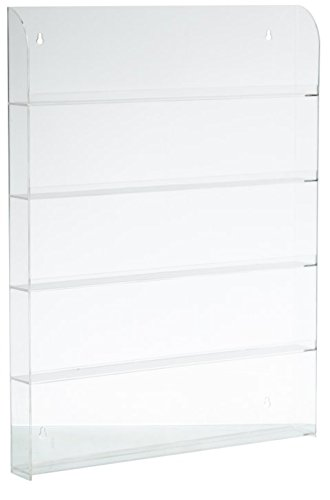nail polish clear acrylic rack - 3