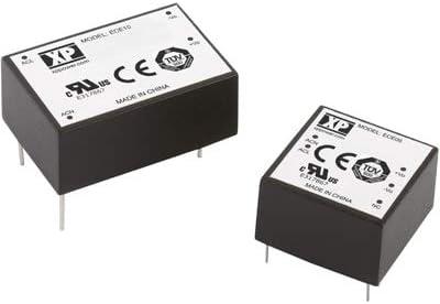 ENCAPSULATED 10W 12V 0.83A 85~264 VACin XP POWER ECE10US12 Power Supply; AC-DC; PSU 1X1.45