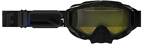 509 Sinister XL5 Ignite Goggle - Whiteout -  F02000200-000-008