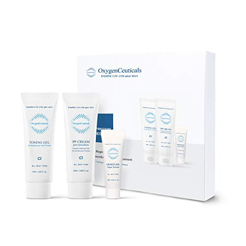 SOS PP Kit, Post-Procedures Skincare Kit System, A Facial Kit Designed to Soothe and Repair Skin After Lasers, Microneedling, Chemical Peels, Plastic Surgery Procedures, 3 products in a Kit.