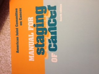 Manual for Staging of Cancer