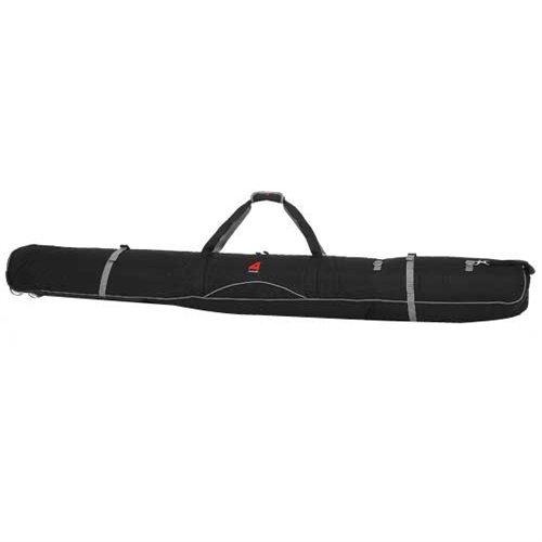 Athalon Double Padded Wheeled Ski Bag 2015 by Athalon