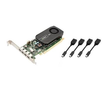 Dell nVidia Quadro NVS 510 - Tarjeta gráfica (2 GB, PCI-E ...