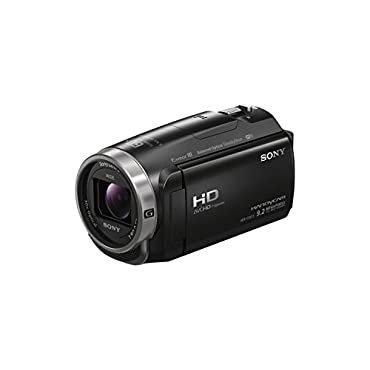 Sony HDR-CX675 Full HD 32GB Camcorder (HDR-CX675/B,Black)
