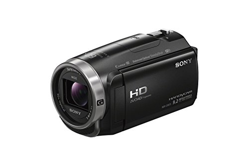 Sony HDRCX675/B Full HD 32GB Camcorder (Black)