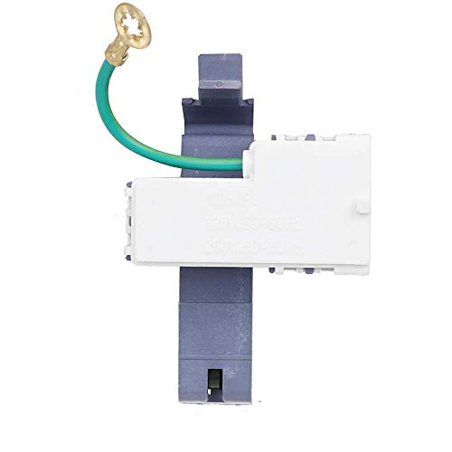 - 8318084 Washer Lid Switch Assembly Part for Whirlpool Kenmore Maytag Washers Replace # WP8318084 ER8318084 1018522 AP6012742 PS11745957