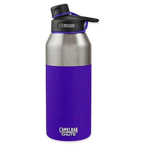 CamelBak Chute c Vacuum Insulated Stainless Water Bottle in Purple by CamelBak®