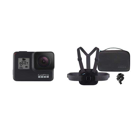 GoPro HERO7 Black — Waterproof Digital Action Camera with