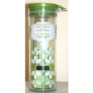 STARBUCKS TAZO TEA Tumbler