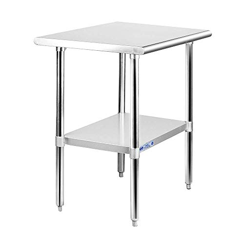 New Commercial Work Prep Table - 6