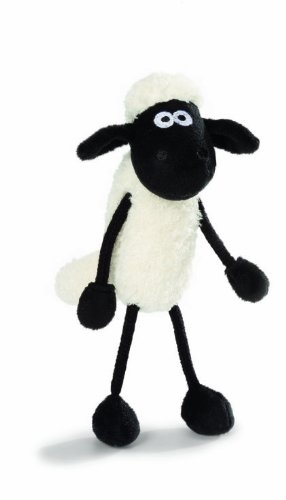 "[NICI] Sean classic 19cm stuffed ""Shaun the Sheep"" ..."